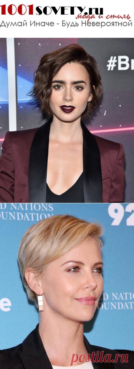 Модные женские стрижки 2016-2017: фото-примеры стрижки для разной длинны волос