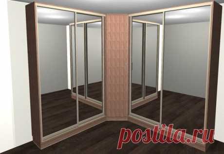 Угловой шкаф-купе в спальню – что надо знать заказчику | flqu.ru - квартирный вопрос. Блог о дизайне, ремонте
