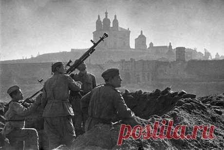 Картинки «Великой Отечественной Войны» (35 фото) ⭐ Забавник