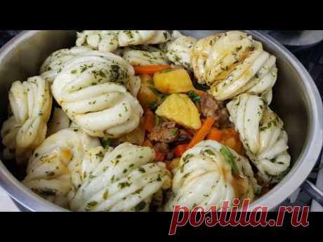 Даже кушать жалко!Паровые Булочки МОМОСЯЙ/ Вкуснотище на обед или на ужин Покоряет сразу!