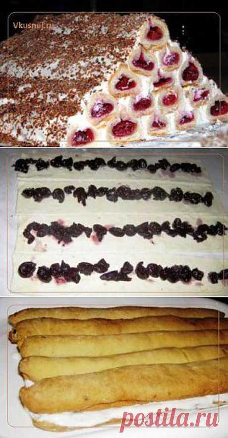 Торт: «Монастырская изба» | Рецепты вкусно