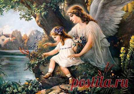 Читаю эту молитву Ангелу-Хранителю перед сном, она помогает убрать лишние мысли из головы | Молитвы души | Яндекс Дзен