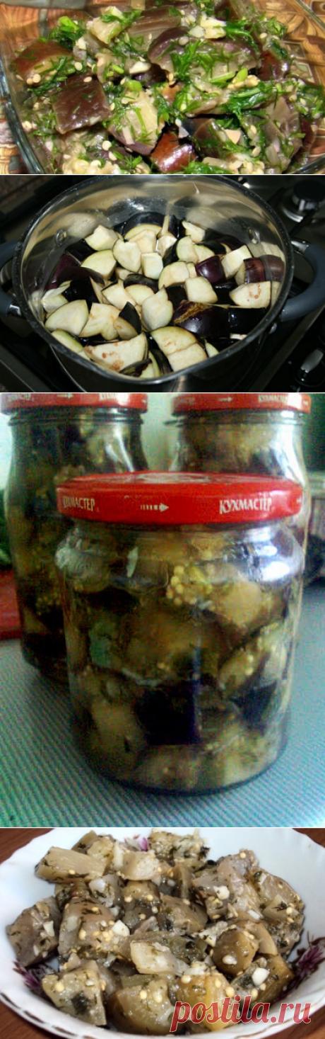 Баклажаны как грибы | Вкусный день