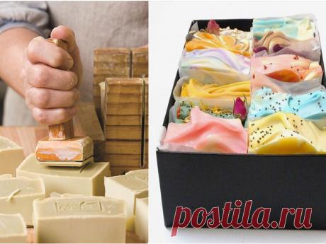 Каким должно быть натуральное мыло ручной работы — Творческая мастерская «Lesana-bi0» Новосибирск