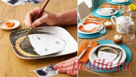 Роспись тарелок своими руками для начинающих Роспись тарелок своими руками – это творчество, которое доступно как для опытных, так и для начинающих декораторов.Ведь техника очень легко осваивается, не требует покупки дорогостоящих материалов, т...