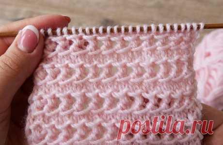 Вязание спицами, ажурные узоры. Схемы с описанием: круговое, кофты, шарфы, носки. Образцы для начинающих, видео инструкции