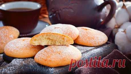 Печенье на старом кефире