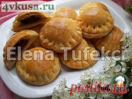 «Песочные булочки с начинкой» | 4vkusa.ru