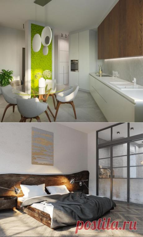 Ошибки в интерьере маленькой квартиры — Роскошь и уют