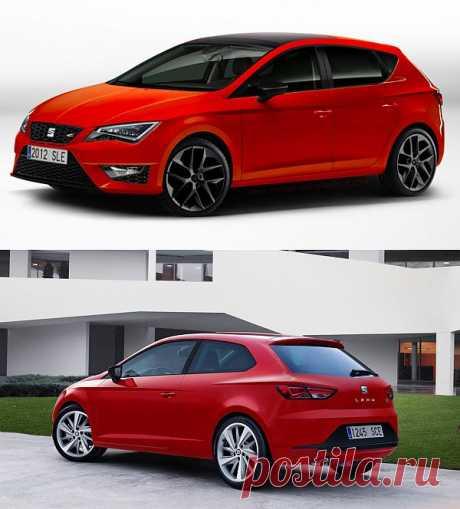Лучшим семейным автомобилем в Великобритании признан SEAT Leon.