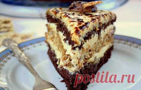 Вкусный торт *Халва*
