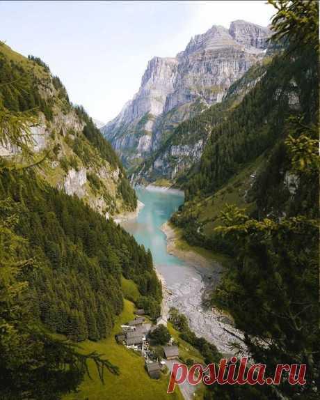 Швейцария, Кальфезенталь