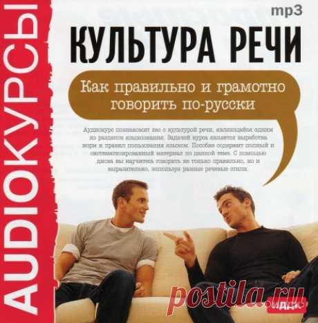 Культура речи. Как правильно и грамотно говорить по-русски (Аудиокнига) - автор И.В Лимонова