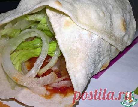 Шаурма или кебаб – кулинарный рецепт