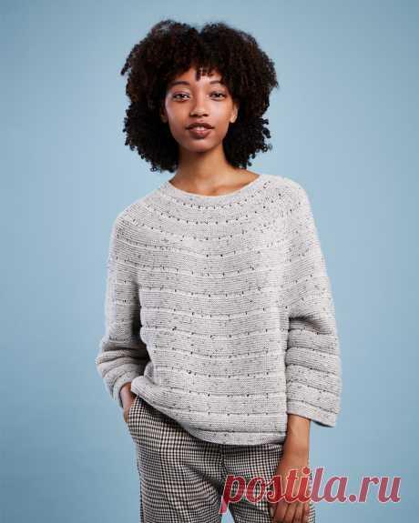 Свитера. Идеи для вязания.