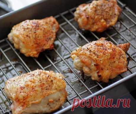 Как приготовить куриные бедрышки быстро и вкусно: рецепты