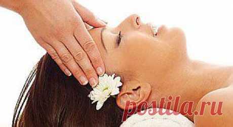 Выпадают волосы? Вам поможет массаж головы! | Diva Hair