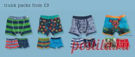 Underwear | Nightwear/ Accessories | Boys Clothing | Next Official Site - Page 14