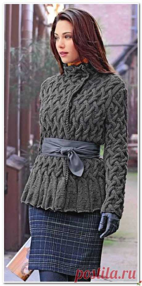 вязание спицами для женщин | Записи с меткой вязание спицами для женщин | Дневник Ageeva_Tania