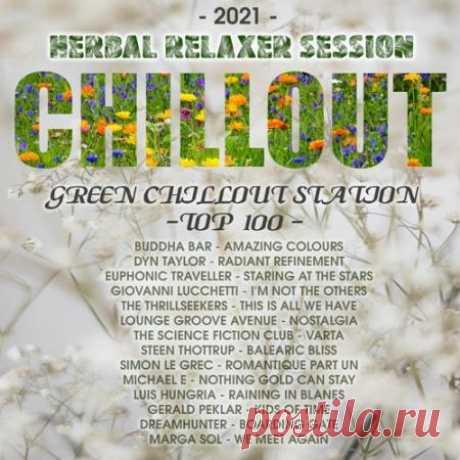 """Chillout: Herbal Relaxer Session (2021) Атмосферу светлой грусти и умиротворённого состояния передаёт музыка релакс сборника """"Chillout: Herbal Relaxer Session"""". Это музыка для определенного настроения. Тягучая и меланхоличная, которая создаёт бескомпромиссный напиток для тех, кто хочет «погрустить».Категория:"""