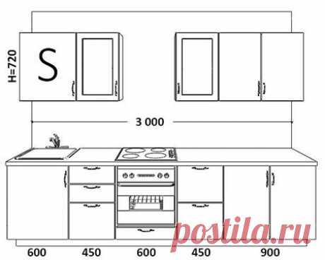 Мебель для кухни Laiva