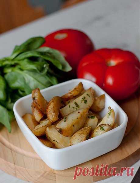 Пошаговый -рецепт запеченного картофеля | Блюда из овощей | Гарниры | Вкусный блог - рецепты под настроение