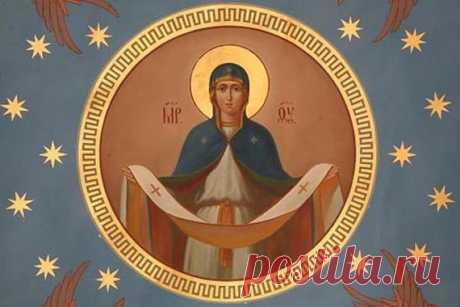 Покров – милосердие Божией Матери ко всем нам | Милосердие.ru