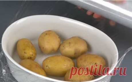 Картошка, сваренная с полкило соли, попробовав которую, другой не захочется