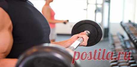 Как подобрать рабочий вес? | Sport My Way | Sport - My Way