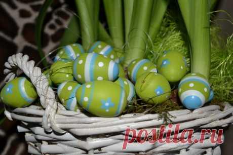 Украшение пасхальных яиц: оригинальные идеи для праздника | Ladyemansipe