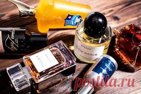 Не напиться — надушиться: духи с запахом алкоголя