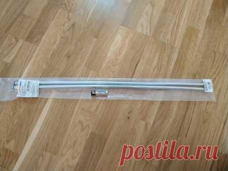 Трубка жесткая для смесителя с наружной резьбой M10х35 см хром REMER, 2 шт — купить в интернет-магазине OZON.ru с быстрой доставкой