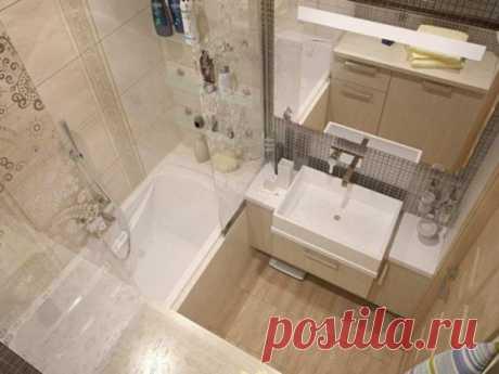7 полезных советов, которые помогут сделать комфортнее маленькую ванную комнату При выборе раковины желательно отдать предпочтение моделям, имеющим ящики или даже тумбу. Они являются наиболее удобными и функциональными.