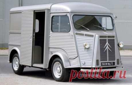 Citroen Type H Van.