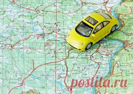 Хорошо путешествовать на своей машине по всему миру