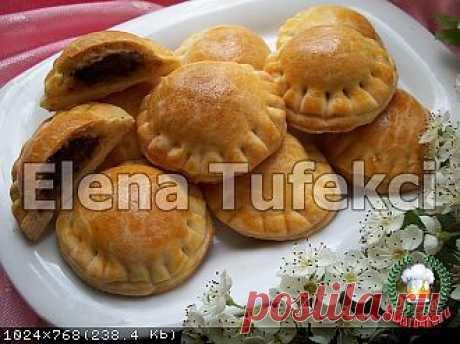 Песочные булочки с начинкой