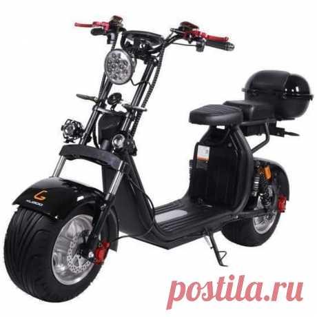 Kugoo СityCoco C6 - характеристики фото купить цена в Минске