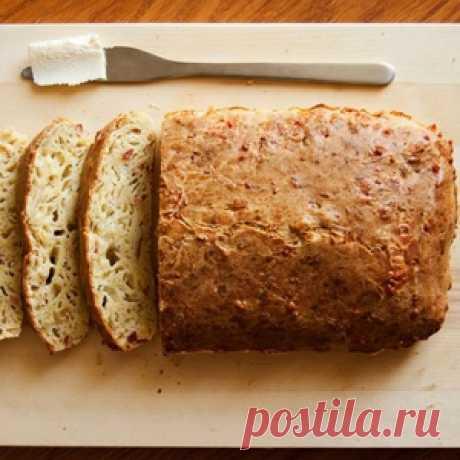 Рецепт домашнего сырного хлеба: ты просто обязан это попробовать!