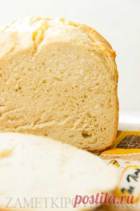 Хлеб на картофельном отваре в хлебопечке   Простые кулинарные рецепты с фотографиями