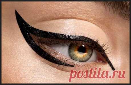 El maquillaje de los ojo: 396 tys de las imágenes es encontrado en el Yandex. Las estampas