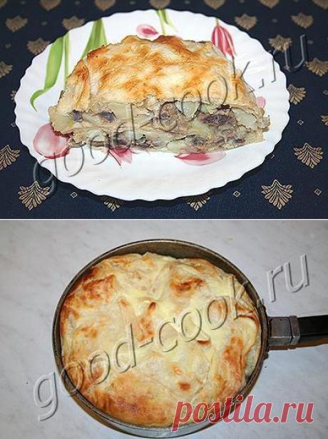 Хорошая кухня - пироги из лаваша (общие сведения). Кулинарная книга рецептов. Салаты, выпечка.
