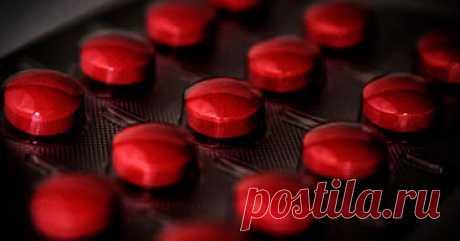 В таблетках от давления нашли взрывоопасное вещество