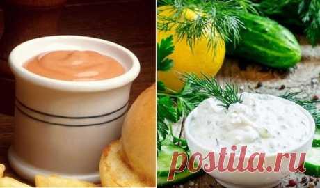 6 сметанных соусов, которые сделают блюда в разы вкуснее