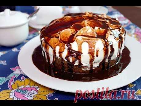 Турецкий «Плачущий» Торт. Домашний ресторан®