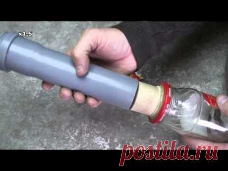 Приспособление для пропитывания деревяной рукояти ножа