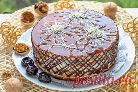 Торт Мудрый еврей рецепт с фото - 1000.menu