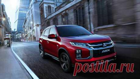 Немного о Mitsubishi ASX | Яндекс Дзен