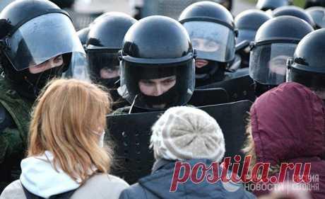 """ИноСМИ on Twitter: """"Белта (Белоруссия): Лукашенко потребовал не брать протестующих «в плен и отрывать им руки»"""