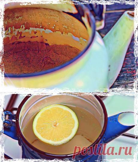 Как убрать накипь на чайнике? Лучшие способы