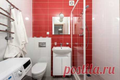 Однокомнатная квартира площадью 35 кв. м.